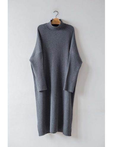 Friendly Dress - Grey - One Size